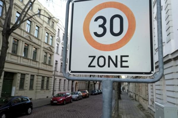 Tempo-30-Zone, über dts Nachrichtenagentur