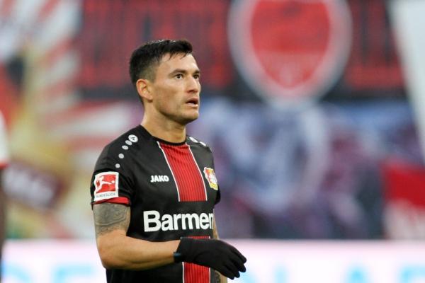Charles Aránguiz (Bayer Leverkusen), über dts Nachrichtenagentur