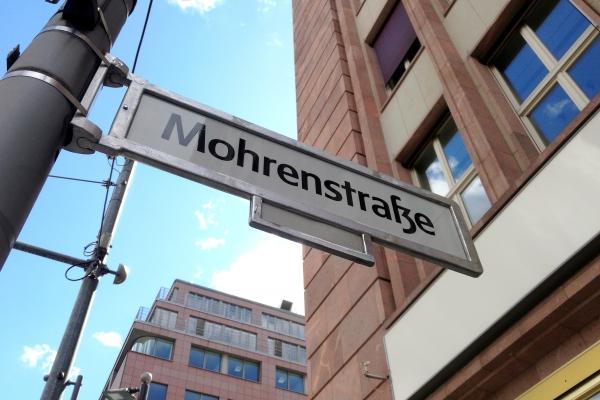 Mohrenstraße, über dts Nachrichtenagentur