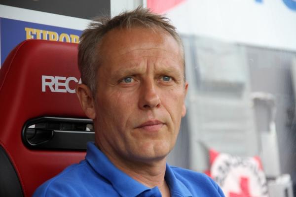 Christian Streich (SC Freiburg), über dts Nachrichtenagentur