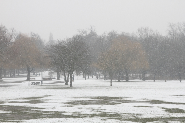 Diese Winterlandschaft ist noch harmlos, über dts Nachrichtenagentur