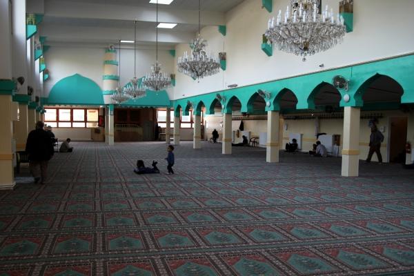 Eine Berliner Berliner Moschee, die als Treffpunkt von Radikalen bekannt ist, über dts Nachrichtenagentur
