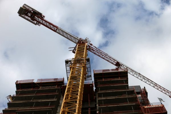 Baustelle, über dts Nachrichtenagentur
