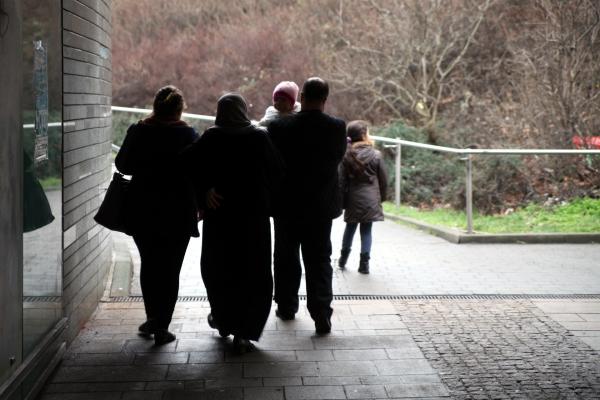 Flüchtlinge, über dts Nachrichtenagentur