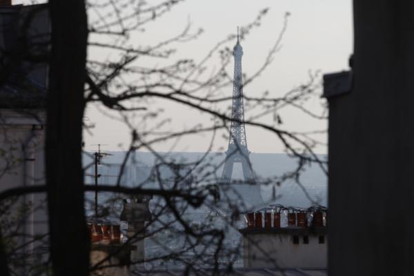 Eiffelturm, über dts Nachrichtenagentur