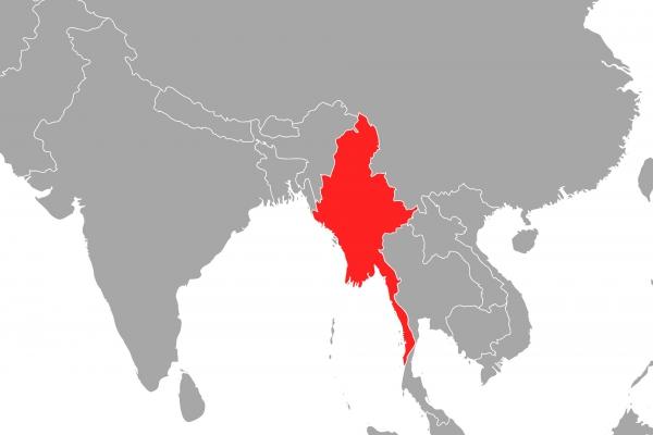 Myanmar, über dts Nachrichtenagentur
