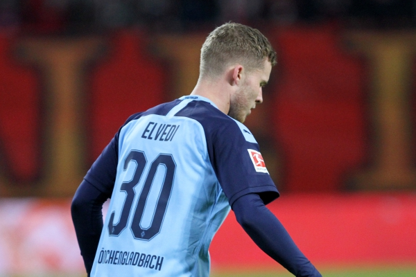 Nico Elvedi (Borussia Mönchengladbach), über dts Nachrichtenagentur