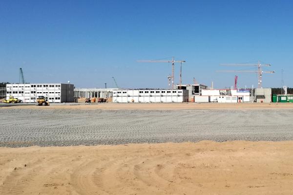 Standort von neuer Tesla-Fabrik in Brandenburg, über dts Nachrichtenagentur