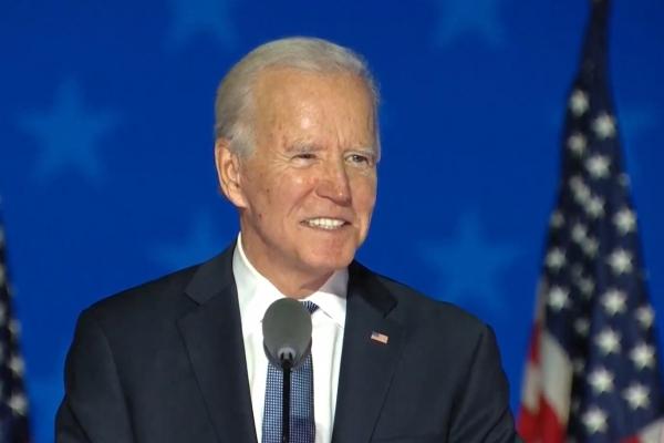 Joe Biden am 04.11.2020, über dts Nachrichtenagentur