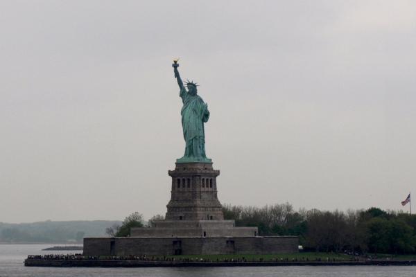 Freiheitsstatue in New York, über dts Nachrichtenagentur