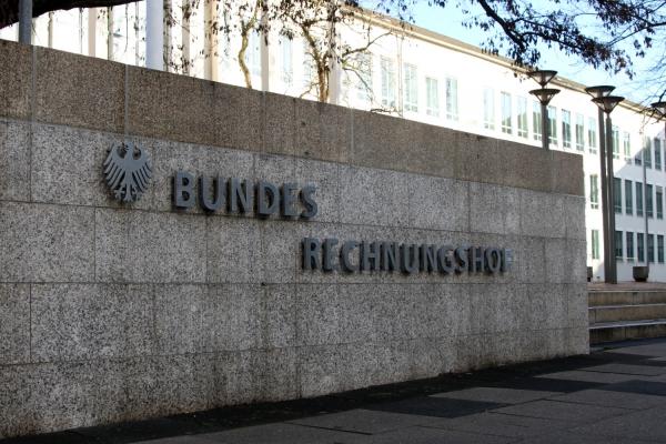 Bundesrechnungshof, über dts Nachrichtenagentur