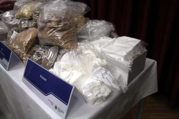 Kokain, über dts Nachrichtenagentur