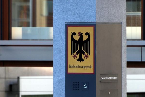Bundesverfassungsgericht, über dts Nachrichtenagentur