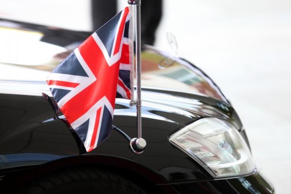 Dienstwagen des Britischen Premierministers, über dts Nachrichtenagentur