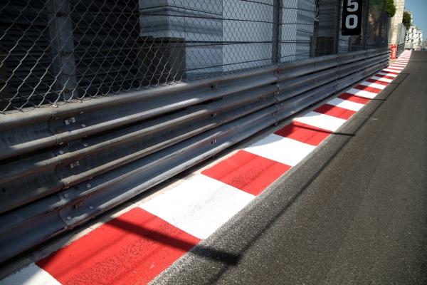 Formel-1-Rennstrecke in Monaco, über dts Nachrichtenagentur