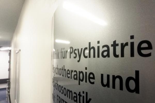 Klinik für Psychiatrie, über dts Nachrichtenagentur