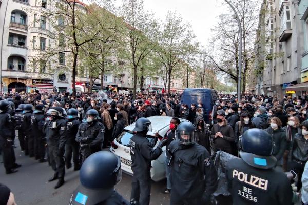 1. Mai 2021 in Berlin, über dts Nachrichtenagentur
