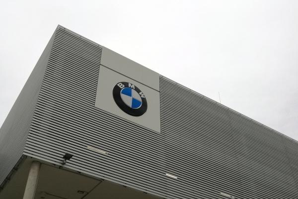BMW-Logo, über dts Nachrichtenagentur