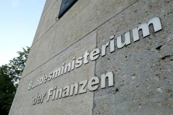 Finanzministerium, über dts Nachrichtenagentur