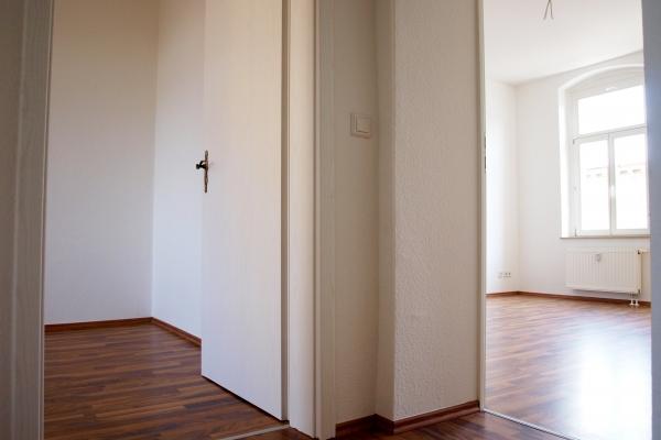 Leerstehende Wohnung, über dts Nachrichtenagentur