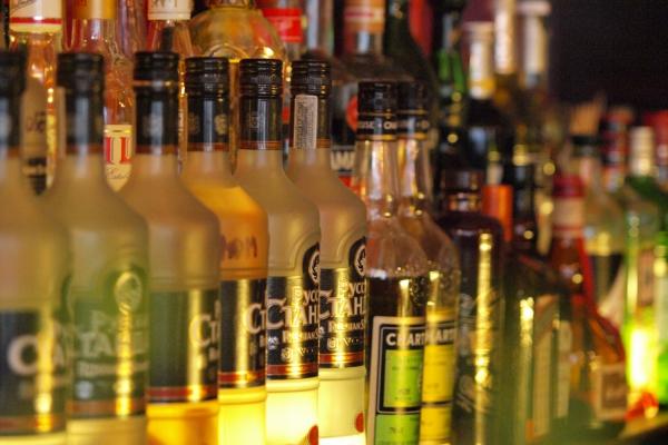 Wodka-Flaschen, über dts Nachrichtenagentur