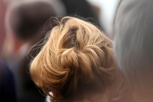 Frau mit blondem Haar, über dts Nachrichtenagentur