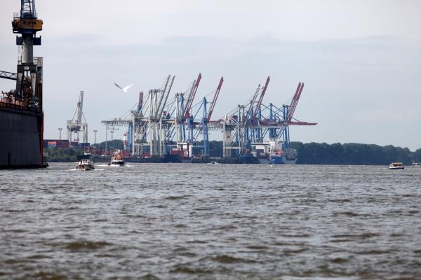 Hamburger Container-Hafen, über dts Nachrichtenagentur