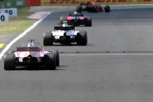 Formel-1-Rennautos, über dts Nachrichtenagentur