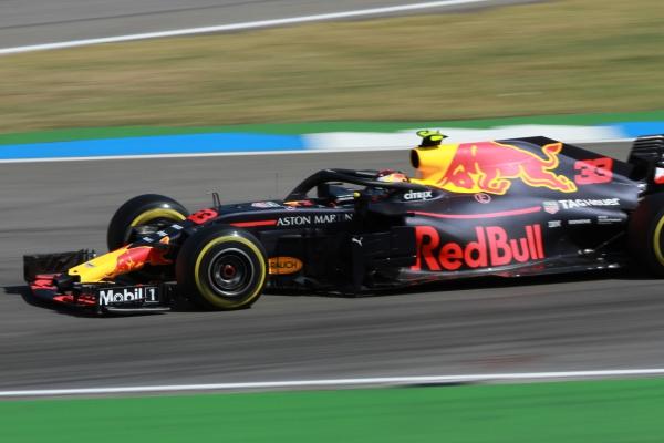 Formel-1-Rennauto von Red Bull, über dts Nachrichtenagentur