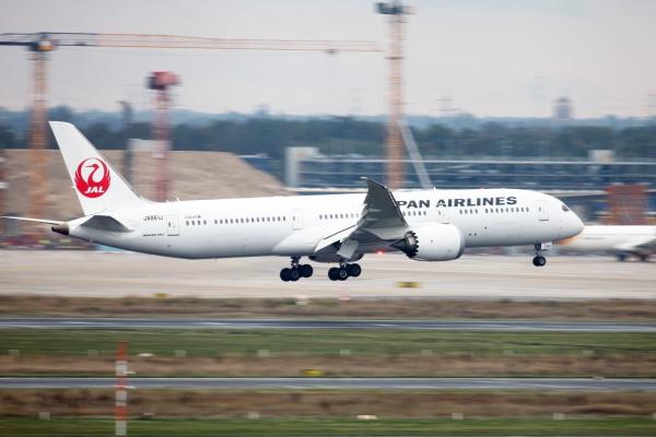 Japan Airlines, über dts Nachrichtenagentur