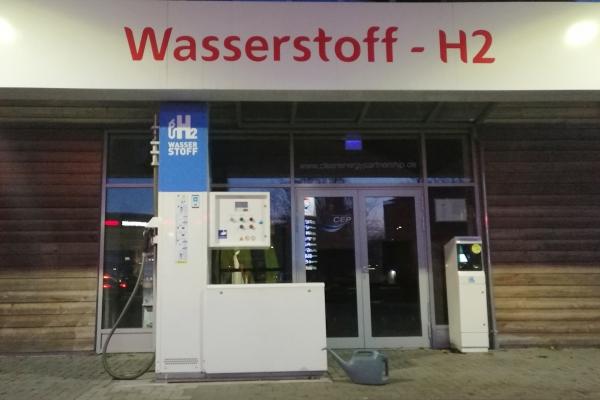 Wasserstoff-Tankstelle, über dts Nachrichtenagentur