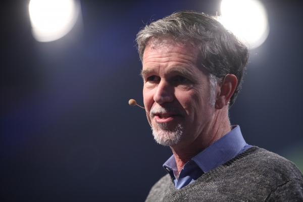 Netflix-Gründer Reed Hastings, über dts Nachrichtenagentur