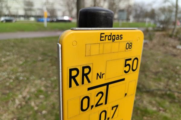 Erdgas, über dts Nachrichtenagentur